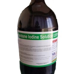 Topical Preparation, Povidone Iodine Solution 10% W/V Usp - Schwitz